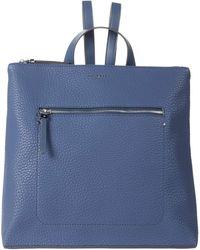 Fiorelli Finley Large Zip Top Backpack - Black