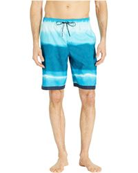 1a331d0798 Nike - 9 Optic Halo Horizon Volley Shorts (black) Men's Swimwear - Lyst