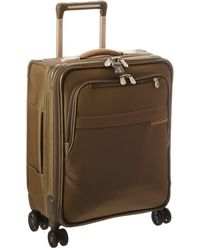 Briggs & Riley - Baseline International Carry-on Expandable Wide-body Spinner - Lyst