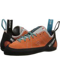 SCARPA - Helix (mandarin Red) Women's Shoes - Lyst