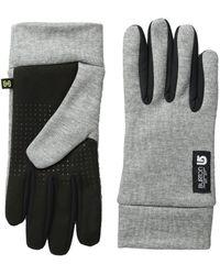 Burton Touch N Go Glove - Gray