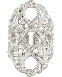 Kendra Scott Natalie Cocktail Ring - White
