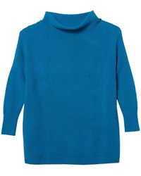 Free People - Ottoman Slouchy Tunic Sweater Dress - Lyst