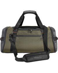 Briggs & Riley Zdx Large Travel Duffel Duffel Bags - Green