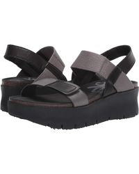 Otbt Nova Sandals - Black