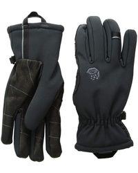Mountain Hardwear Torsion Insulated Glove - Black