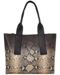 Vince Camuto Dee Tote - Natural