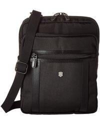 Victorinox Werks Professional 2.0 Crossbody Tablet Bag - Black