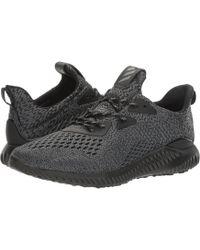 adidas Originals - Alphabounce Em (core Black/utility Black/white) Men's Running Shoes - Lyst