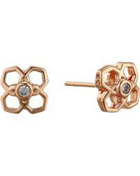 Kendra Scott Rue Stud Earrings Earring - Metallic