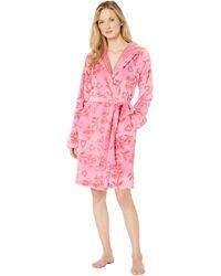 Vera Bradley Fleece Robe - Pink