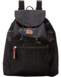 Bric's - X-bag Backpack (black) Backpack Bags - Lyst