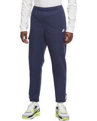 Nike - Nsw Pants Cuffed Woven Players Clothing - Lyst