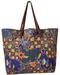 Prana Slouch Tote - Large - Multicolor