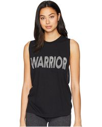 14baa8a2cb085 Free People - No Sweat Tank Top (grey) Women's Sleeveless - Lyst
