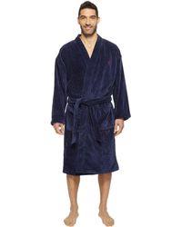 Lyst - Men s Polo Ralph Lauren Dressing gowns and robes On Sale d0d5590d9