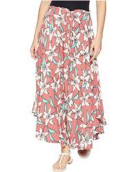 O'neill Sportswear - Kalani Skirt (withered Rose) Women's Skirt - Lyst
