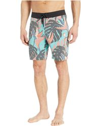Volcom Mentawais Stoney 18 Boardshorts - Green