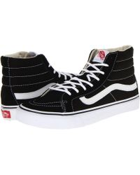 Vans - Wmns Sk8-hi Platform 2.0 Sneakers - Lyst