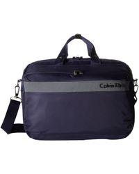 Calvin Klein - Flatiron 3.0 Laptop Case (grey) Computer Bags - Lyst