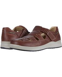 Mephisto Vilson Shoes - Brown