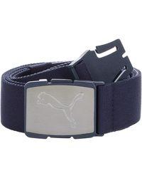 PUMA Ultralite Stretch Belt - Blue