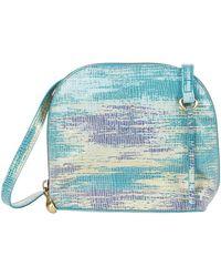Hobo International Nash Handbags - Blue