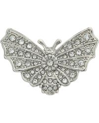 Vince Camuto Matching Butterfly Pin - Metallic
