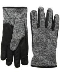 Spyder - Bandit Stryke Gloves (black/black/red) Extreme Cold Weather Gloves - Lyst