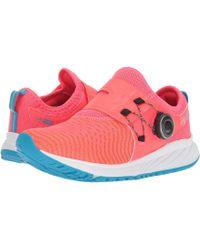 New Balance - Sonic V1 (vivid Coral/white/maldives Blue) Women's Running Shoes - Lyst