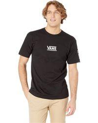 f2f5da425309 Vans Full Patch Checkmate Mens T-shirt in Black for Men - Lyst