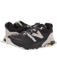New Balance Fresh Foam Hierro V5 Trail Shoes - Black