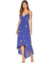 Lucy Love - Alter Your Mood Dress (golden Bloom) Women's Dress - Lyst
