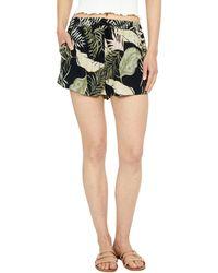 Rip Curl Coastal Palms Shorts - Black