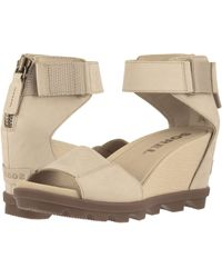 Sorel Joanie Ii Ankle Strap Sandals - Multicolor
