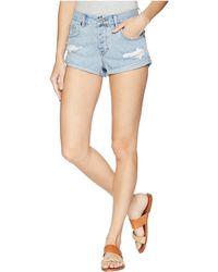 Amuse Society - Crossroads Shorts (pink) Women's Shorts - Lyst