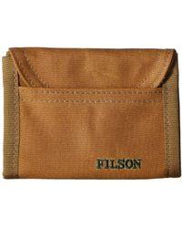 Filson Smokejumper Wallet - Brown