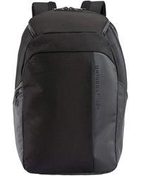 Briggs & Riley Zdx Cargo Backpack - Black
