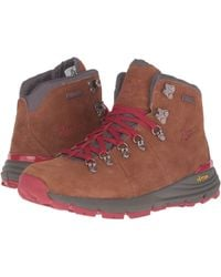 Danner - Mountain 600 4.5 (brown/red) Women's Shoes - Lyst