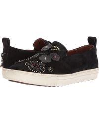 COACH - C1115 Slip-on Sneaker - Lyst