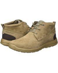 Rockport - Rydley Chukka (dark Bitter Chocolate Nubuck) Men's Shoes - Lyst