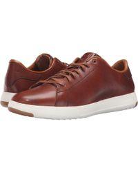 Cole Haan - Grandpro Tennis Handstain Sneaker - Lyst