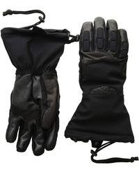 Obermeyer Guide Gloves - Black