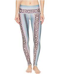 Teeki - Border Towns Hot Pants (blue) Women's Casual Pants - Lyst