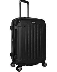 Kenneth Cole Reaction Renegade - 24 Expandable 8-wheel Upright - Black