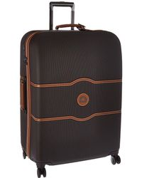 Delsey Chatelet Hard - 28 Spinner Trolley - Brown