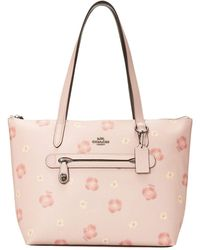 COACH Taylor Tote - Pink