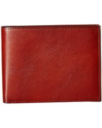 Bosca - Old Leather Collection - Executive Id Wallet - Lyst