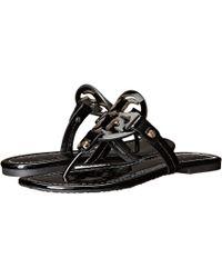 Tory Burch - Miller Flip Flop Sandal (light Makeup) Women's Shoes - Lyst