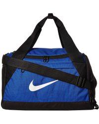 b4ee880171 Nike - Brasilia Extra Small Training Duffel Bag (black black white) Duffel